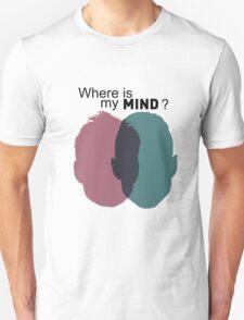 Where is my mind ? - Mr Robot T-Shirt