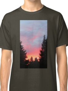 Sunset in the Suburbs  Classic T-Shirt
