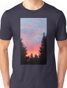 Sunset in the Suburbs  Unisex T-Shirt