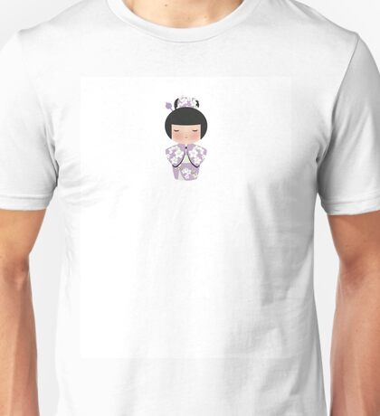 Japanese Doll 4 Unisex T-Shirt