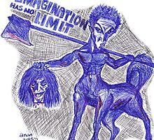 imagination by amanarts
