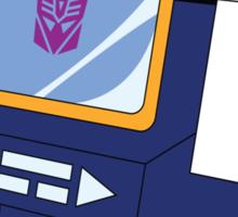 Soundwave - sticker 3 Sticker