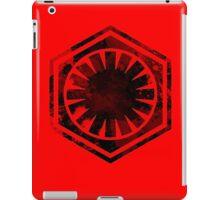 The First Order Emblem iPad Case/Skin
