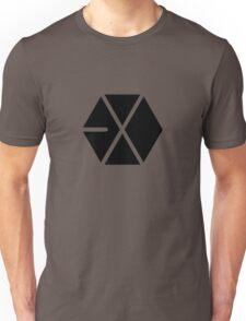 EXO Black Logo Unisex T-Shirt
