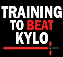 Training to beat Kylo by twyland