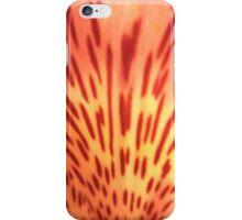 Yellow And Orange Flower Petal iPhone Case/Skin