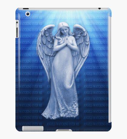 Ƹ̴Ӂ̴Ʒ BLUE ANGEL IPAD CASE Ƹ̴Ӂ̴Ʒ iPad Case/Skin