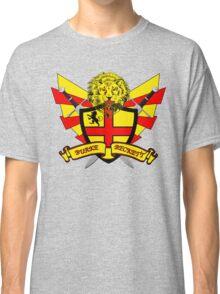 Burke Beckett Coat of Arms Classic T-Shirt