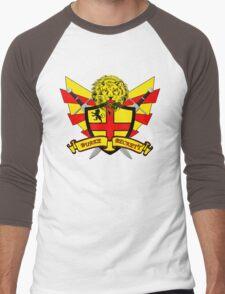 Burke Beckett Coat of Arms Men's Baseball ¾ T-Shirt
