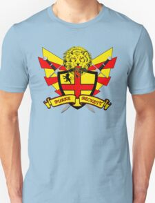 Burke Beckett Coat of Arms T-Shirt
