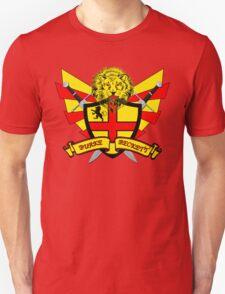 Burke Beckett Coat of Arms T-Shirt