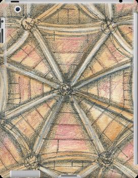 Mosteiro dos Jerónimos. sketch by terezadelpilar ~ art & architecture