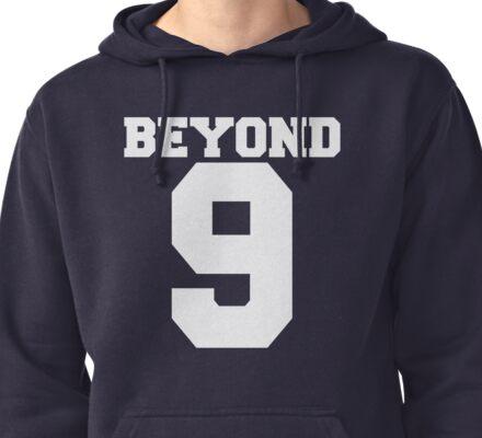 Beyond 9 Pullover Hoodie