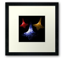 Inception - Spinning Top Cobb's Totem Framed Print