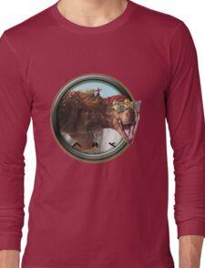 ARK SURVIVAL EVOLVED - TREX Long Sleeve T-Shirt