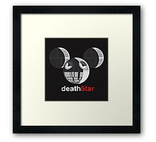 Death5tar Framed Print