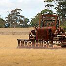 For Hire, Kangaroo Island, South Australia by Martin Lomé
