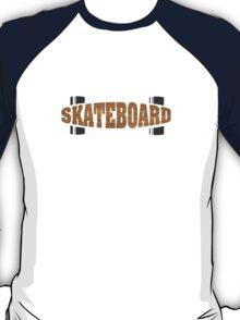 SK8-WOOD T-Shirt