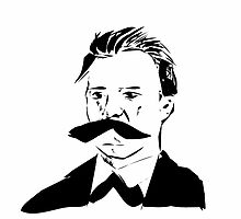 Cool like Nietzsche by Judithrele