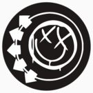 blink-182 Logo Sticker by allthingsblink