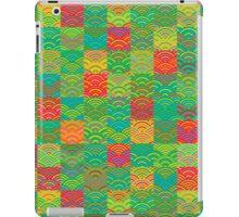 Seigaiha iPad Case/Skin