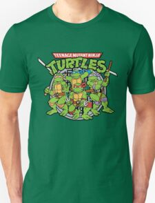 Teenage Mutant Ninja Turtles - Classic T-Shirt