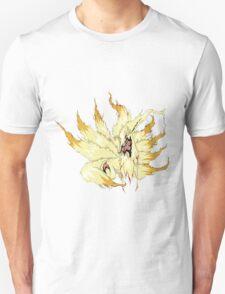 The Burnt Fur of Ninetales T-Shirt