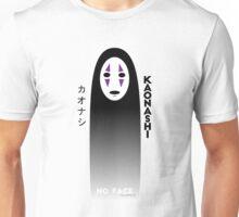 No-Face - Spirited Away Unisex T-Shirt
