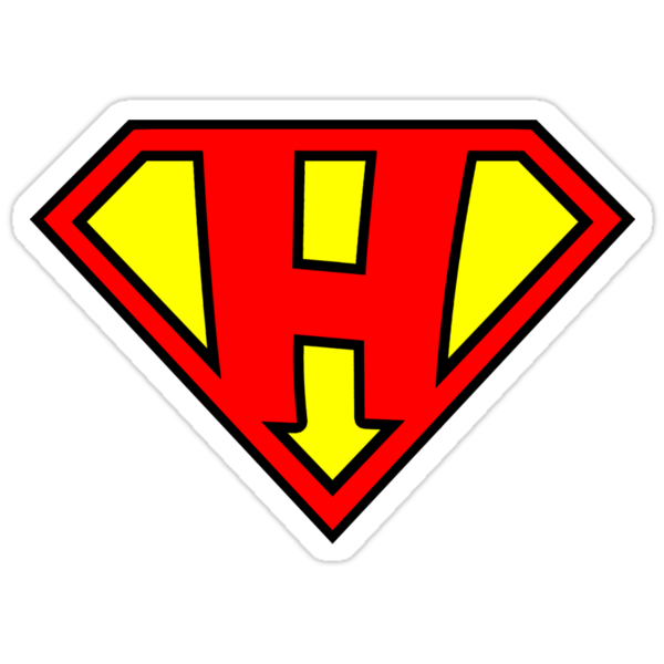 Super Hero H by CrazyAsia