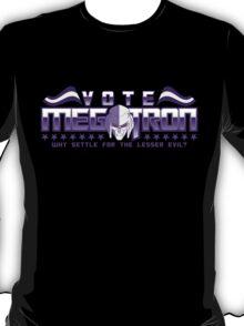 Vote Megatron! T-Shirt