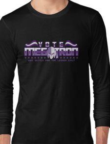 Vote Megatron! Long Sleeve T-Shirt
