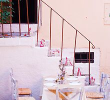 Corfu Restaurant by CPProPhoto