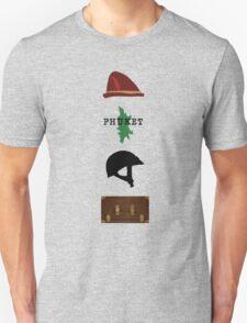 August Wayne Booth T-Shirt