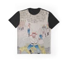 Dreams of a Russian general 00614 Graphic T-Shirt