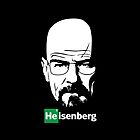 HEISENBERG'S IPAD by reysdf