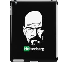 HEISENBERG'S IPAD iPad Case/Skin