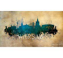 Warsaw Poland Photographic Print