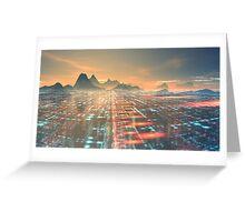 Daybreak 2578 Greeting Card