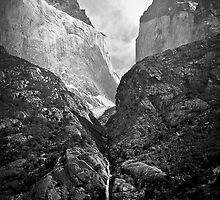 Torre de Paine / Nacional Parc by Jan  Postel