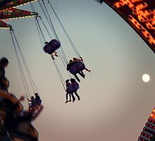 Midway at Dusk by Susan Drysdale