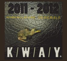 K/W/A/Y Anthology by edend