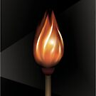 Matching Flame by MsSLeboeuf