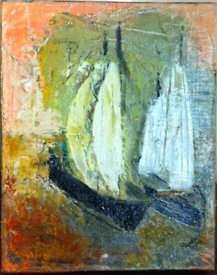 Boats from Opalsania by Pius