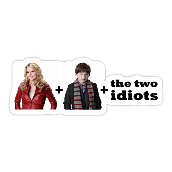 Emma + Henry + the two idiots by juliamuehlbauer