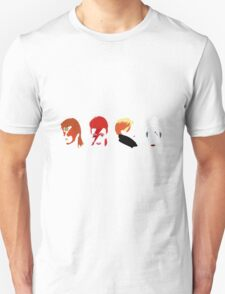 4 Faces of Bowie T-Shirt