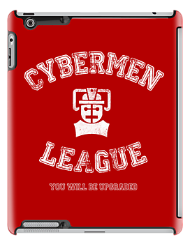 Cybermen League (Doctor Who) by ixrid