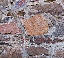 Stone fence by Kristian Tuhkanen