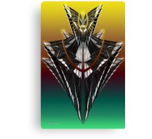 Winged Form Canvas Print