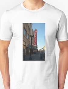 Fox Theater marquee  Unisex T-Shirt