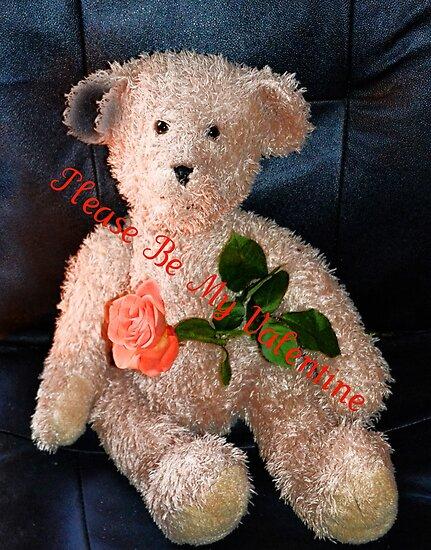 Please Be My Valentine by lynn carter
